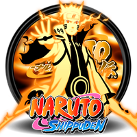 Naruto Circle Icon by Knives by knives1024