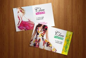 FASHION CARD by jotapehq