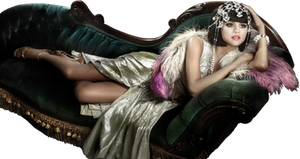 Selena Gomez png 10 by diamondlightart