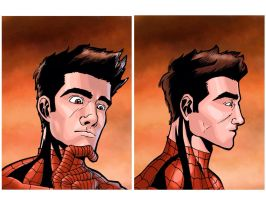 Peter Parker Concept by sampleguy