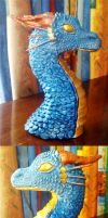 Airdry Clay : Dragon by CraftCandies
