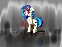 Vinyl Scratch Redone by favmir