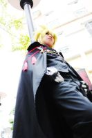 COSPLAY KHR -Giotto- 4 by basilicum84