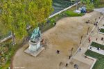 Above Notre Dame by Nile-Paparazzi