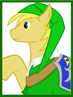 The Legend of Zelda: Friendship is Magic by mrmayortheiv