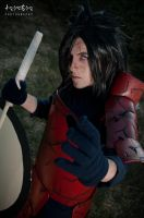 Back from the shadows - Madara Uchiha Edo Tensei by Topper-Damned