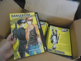 Danger Line has Arrived!!! by Mireielle