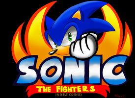 SONIC The Fighters by SonicKnight007