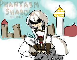 altair doodle by Blademic