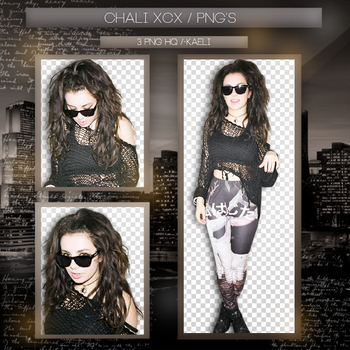 +Pack Png {Charli XCX - 1} by ChaeliCamo