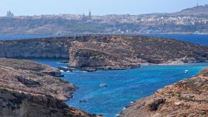 View from Comino by SaskiaAnnerie
