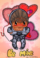 Krogan Love by RevanREK
