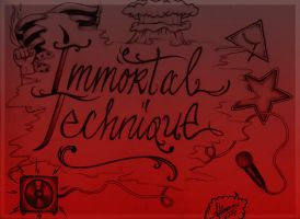 Immortal Technique by Insanemoe