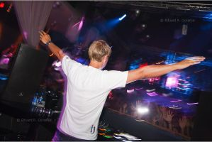 Armin van Buuren at Dreamers by Ockie