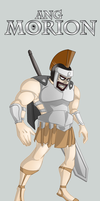 Ang Morion Animated by wansworld