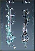 Keyblade Explanations by scrii