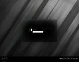Monochroma Logon by Jean31