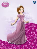 DisneyPrincess-Princess Rapunzel ByGF by GFantasy92