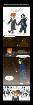 RO - Exorcismusmusmus by Hail-Storm