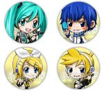 Badges: Vocaloid by spam-inc