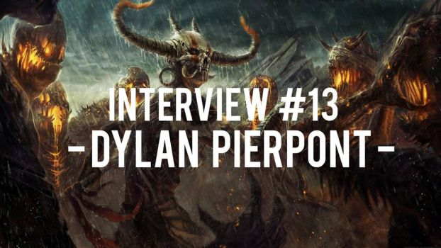 ArtCore Interview: Nov 30th 2015 by DylanPierpont