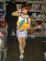 Cosplay Check:KHI Kairi by Rhythm-Wily