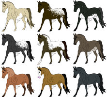 Make offer horses 2 by Albtraums-Adopts
