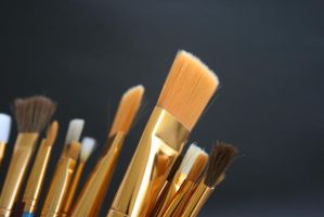 Brushes 1 by Pinkatron2000