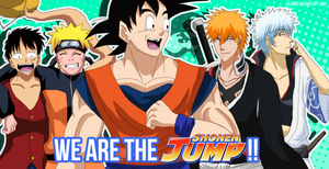 We are the SJump!! by NeoRuki