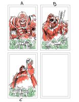 Grodd of War Layouts by manapul