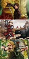 Lord Of The Hetalia by EmjayxD
