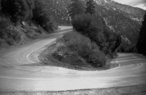 Mt. Baldy road by myoung4828