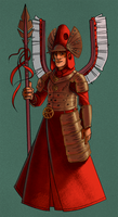 Hussar by EmilyWalus