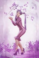 Passionate gardens by Ophelia-Overdose