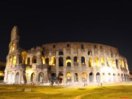 Colosseum by penfold5