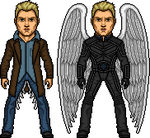 Angel by MicroManED