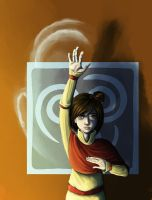 The new airbending master by Viofski