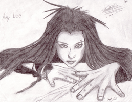Amy Lee by chamzi