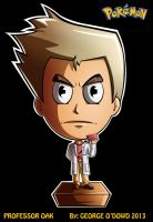 Professor Oak Big Head by G0DESIGNS