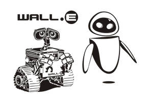Wall e revector by Kna