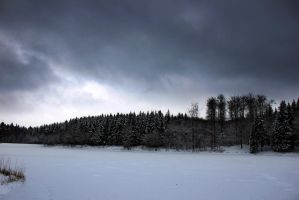 snowscape 06 by Pagan-Stock