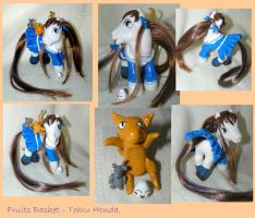 Fruits Basket Tohru Honda by PrincessAmalthea