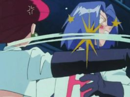 Jessie used Doubleslap by Monnick