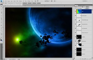 Cosmic Encounter PSD Source. by Hameed