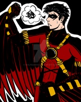 Red Robin: Reboot-Style by wolfram003