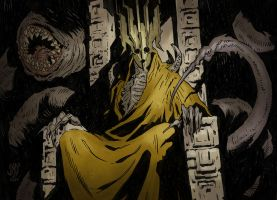 OLDONE Hastur by JMD3