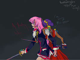 The Greatest Betrayal- Revolutionary Girl Utena by IHaveTheWrongGlass
