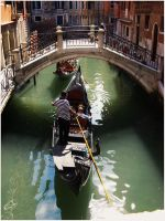 Gondoliers from story by MichaelSneer