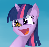 Silly Twillight portrait by Andergrin