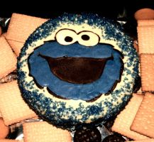 Cookie Monster by elizabethtown60B